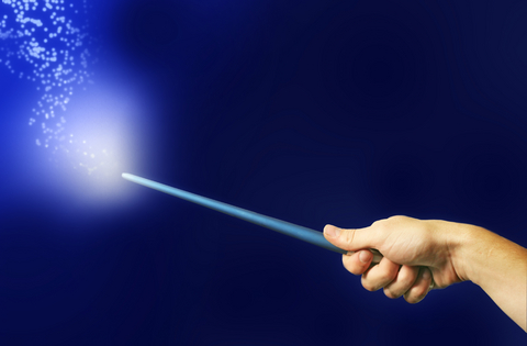 magic-wand image