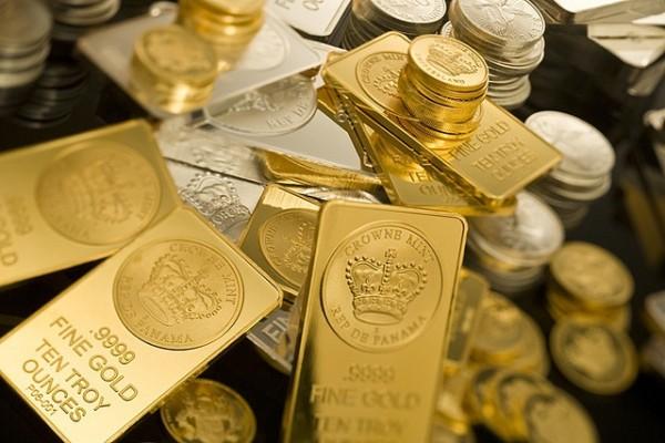 Gold Bullion 1