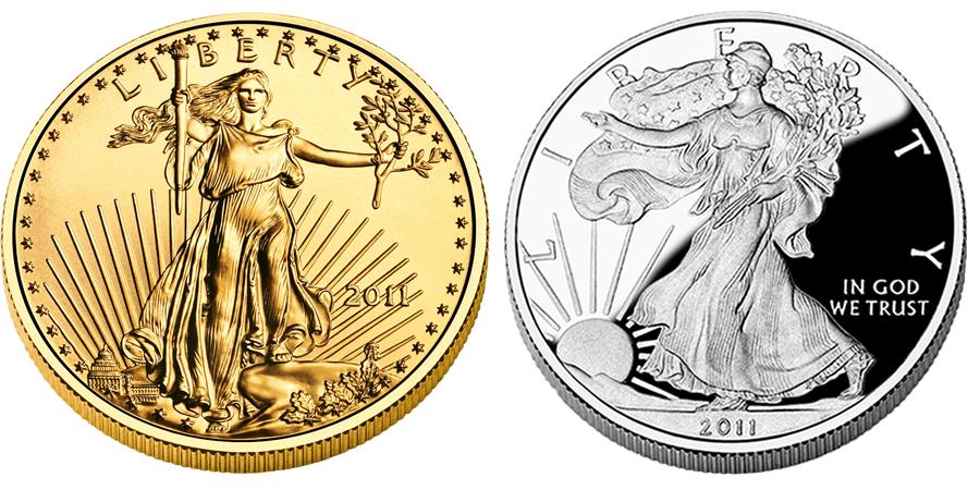 Silver & Gold Bullion